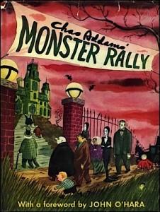 Addams : monster rally